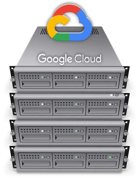 ForgetWP Hosting powered by GCP